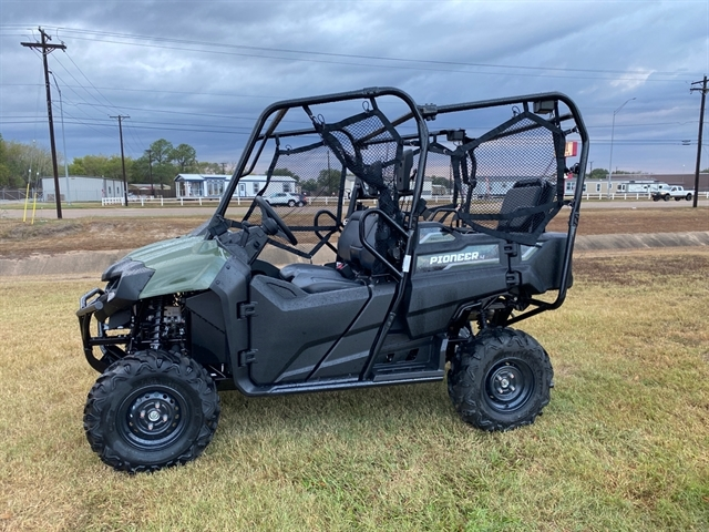 2021 Honda Pioneer 700-4 Base at Dale's Fun Center, Victoria, TX 77904