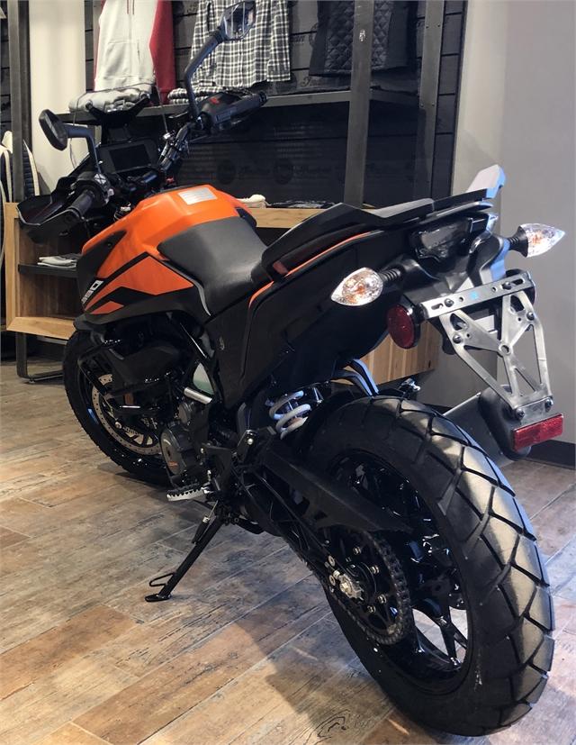 2021 KTM Adventure 390 at Pitt Cycles