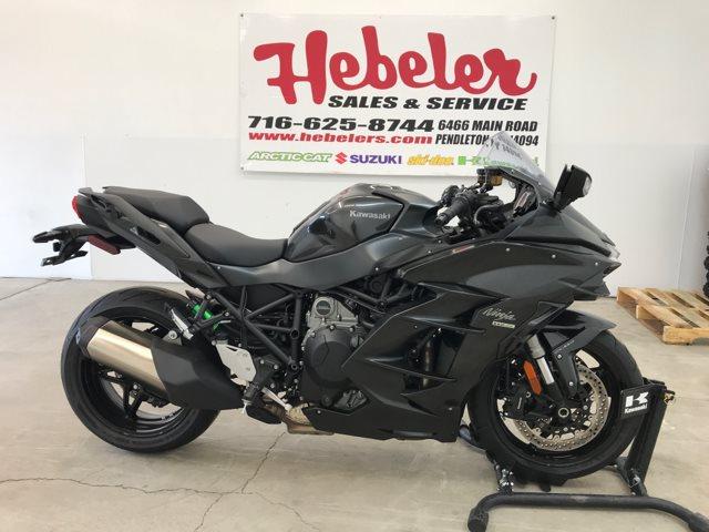 2018 Kawasaki Ninja® H2™ SX at Hebeler Sales & Service, Lockport, NY 14094