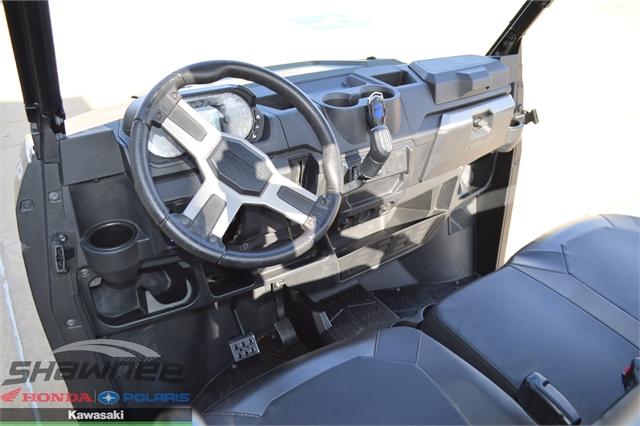 2020 Polaris Ranger XP 1000 Premium at Shawnee Honda Polaris Kawasaki
