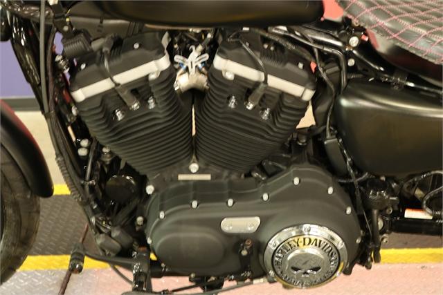 2011 Harley-Davidson Sportster Iron 883 at Texas Harley