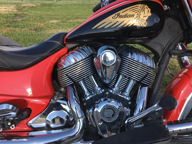 2017 Indian Chieftain Base at Randy's Cycle, Marengo, IL 60152