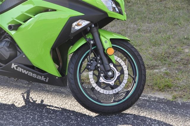 2015 Kawasaki Ninja 300 ABS at Seminole PowerSports North, Eustis, FL 32726