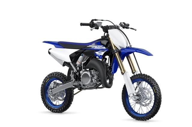 2018 Yamaha YZ 65 at Lynnwood Motoplex, Lynnwood, WA 98037