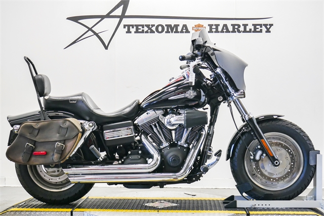 2010 Harley-Davidson Dyna Glide Fat Bob at Texoma Harley-Davidson