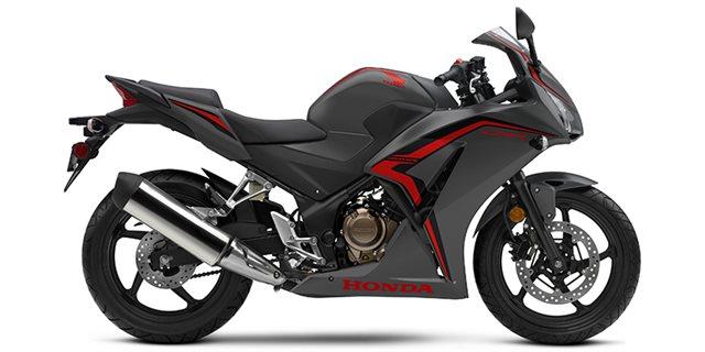 2021 Honda CBR300R Base at Arkport Cycles
