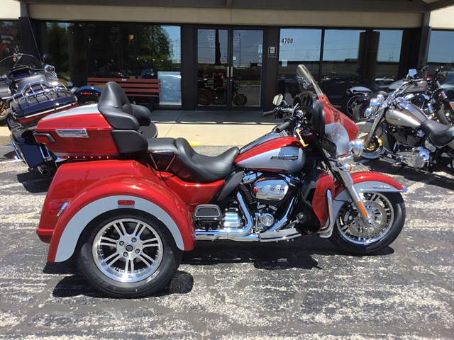 2019 Harley-Davidson Trike Tri Glide® Ultra at Bud's Harley-Davidson