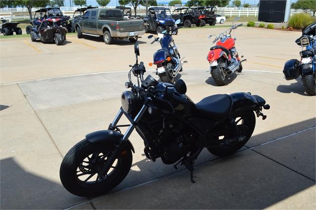 2020 Honda Rebel 500 at Shawnee Honda Polaris Kawasaki