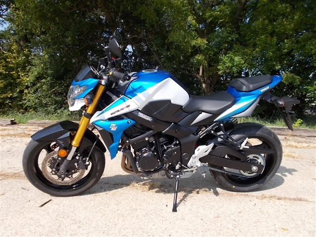 2015 Suzuki GSX-S 750 at Nishna Valley Cycle, Atlantic, IA 50022