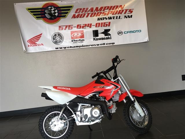 2019 Honda CRF50FK at Champion Motorsports, Roswell, NM 88201