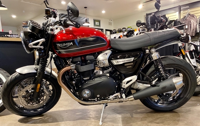 2020 Triumph Speed Twin Base at Tampa Triumph, Tampa, FL 33614