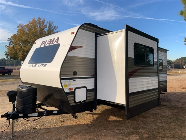 2020 Palomino Puma XLE Lite 22FKC at Campers RV Center, Shreveport, LA 71129