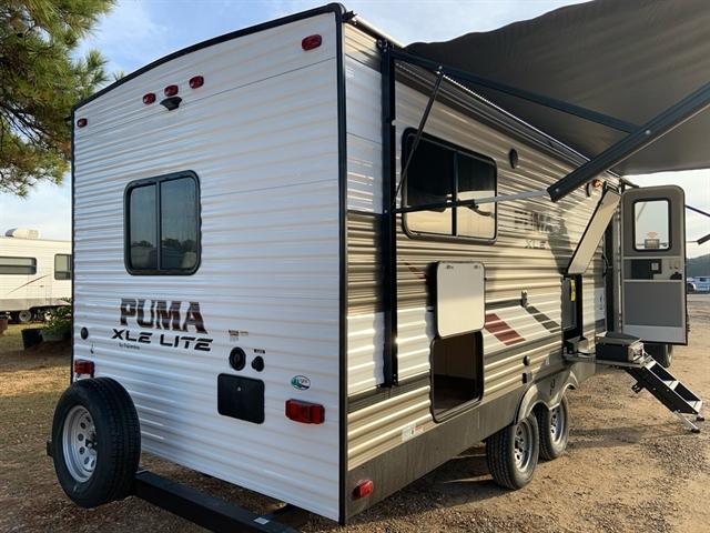 2020 Palomino Puma XLE Lite 22FKC at Campers RV Center, Shreveport, LA 71129
