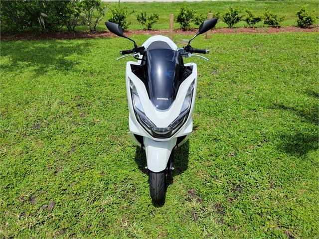 2021 Honda PCX 150 at Powersports St. Augustine
