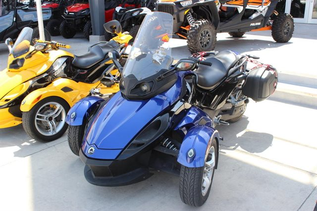 2010 Can-Am Spyder Roadster RS at Kent Powersports, North Selma, TX 78154