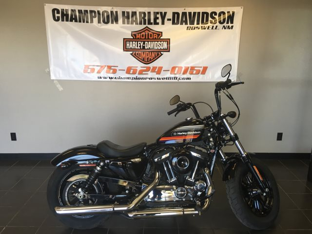 2018 Harley-Davidson Sportster Forty-Eight Special at Champion Harley-Davidson