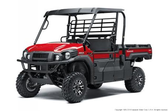 2018 Kawasaki Mule PRO-FX EPS LE at Pete's Cycle Co., Severna Park, MD 21146