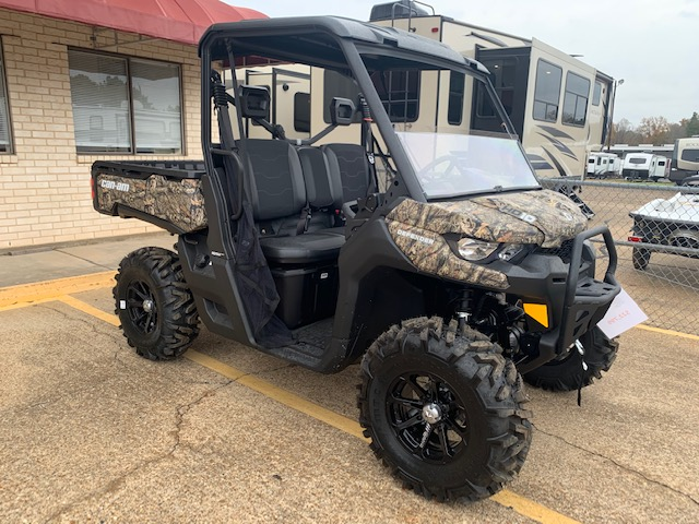 2019 Can-Am Defender XT HD10 at Campers RV Center, Shreveport, LA 71129