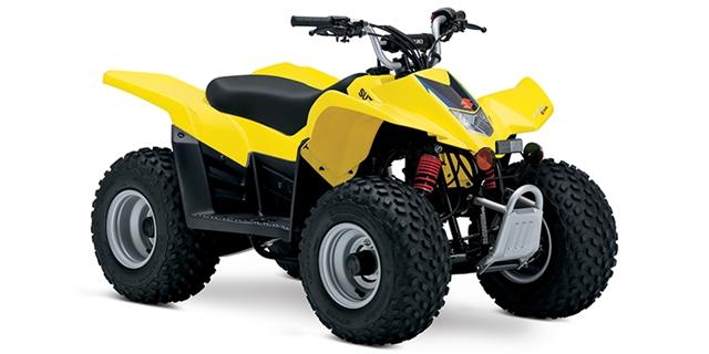 2020 Suzuki QuadSport Z50 at Hebeler Sales & Service, Lockport, NY 14094