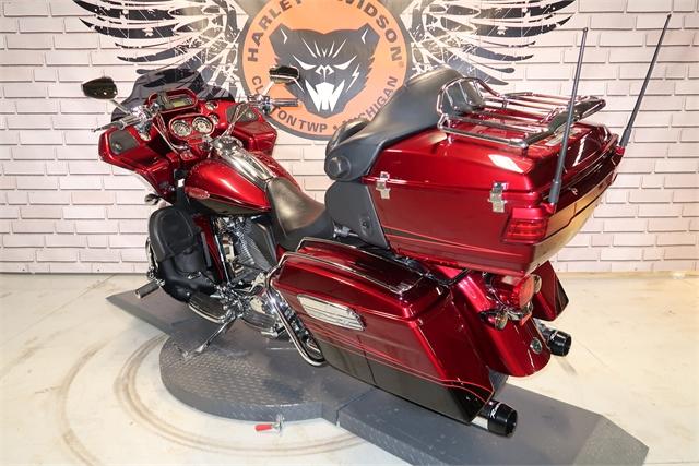 2011 Harley-Davidson Road Glide CVO Ultra at Wolverine Harley-Davidson
