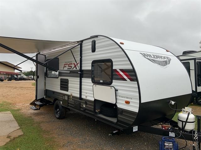 2020 Forest River Wildwood FSX 181RT at Campers RV Center, Shreveport, LA 71129