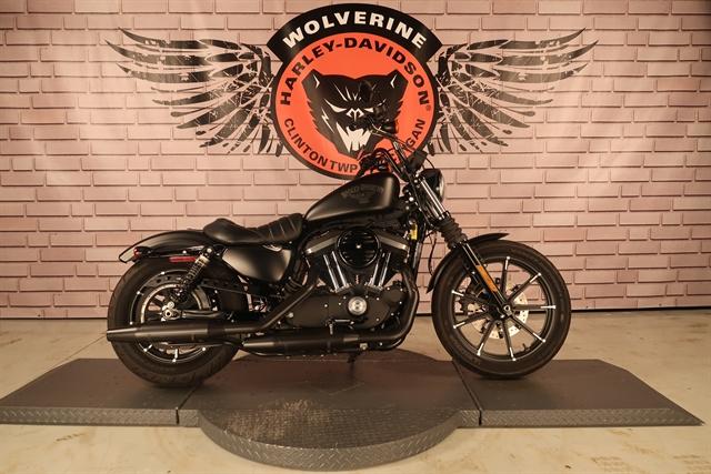 2016 Harley-Davidson Sportster Iron 883 at Wolverine Harley-Davidson