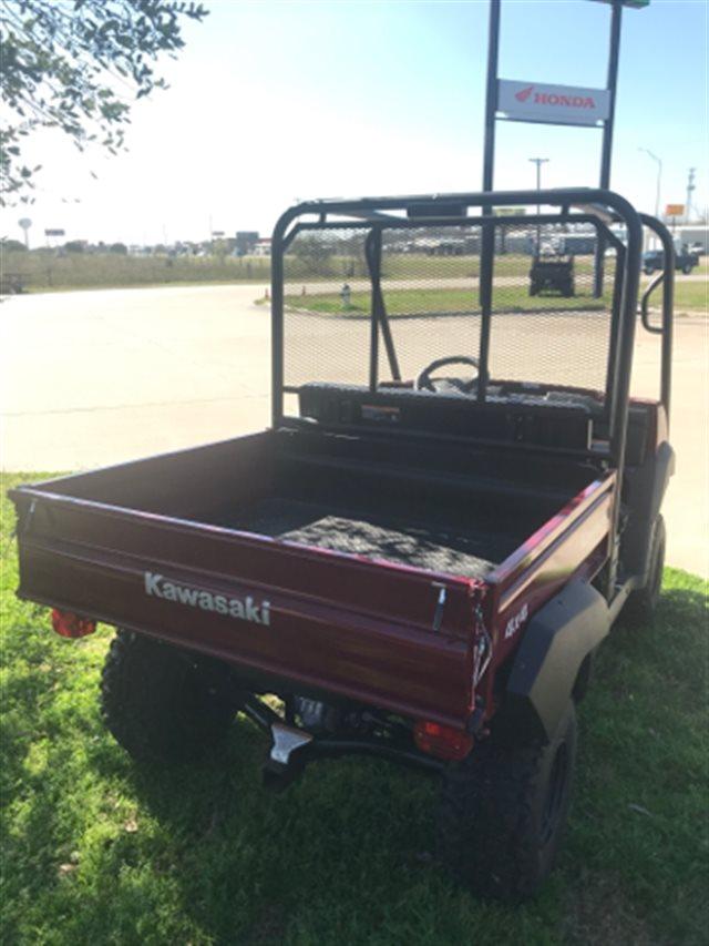 2019 Kawasaki Mule 4010 4x4 at Dale's Fun Center, Victoria, TX 77904