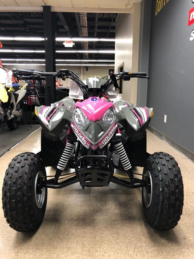2020 Polaris Outlaw 110 EFI at Sloans Motorcycle ATV, Murfreesboro, TN, 37129