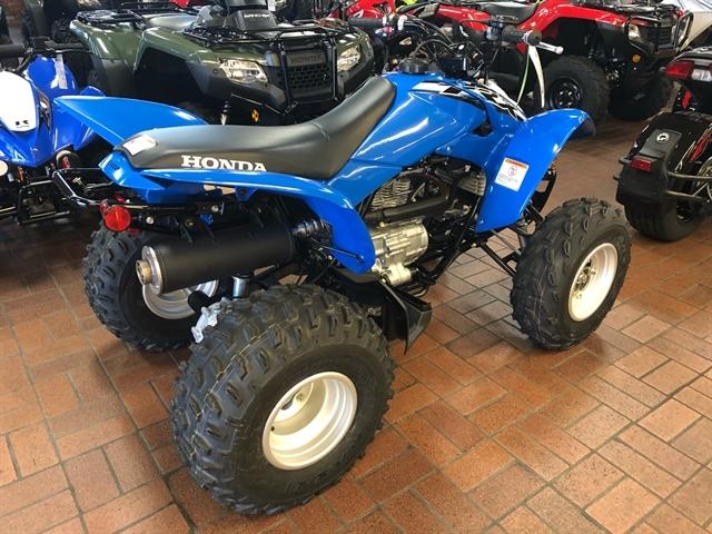 2020 Honda TRX 250X at Wild West Motoplex