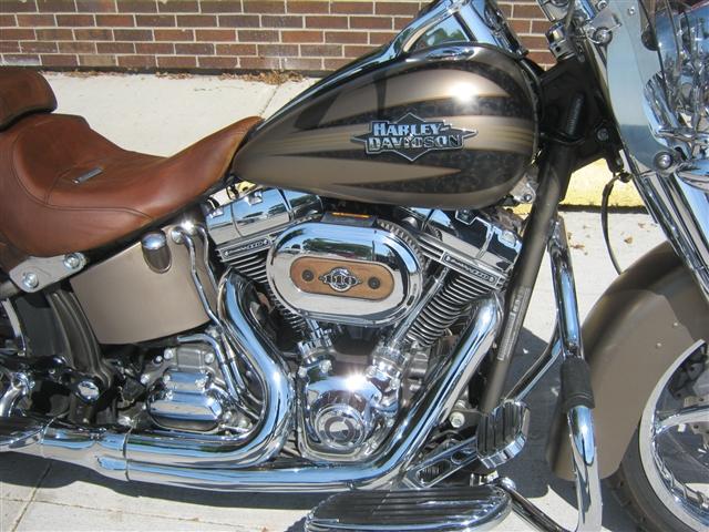 2012 Harley-Davidson FLSTSE3 CVO Softail Convertible at Brenny's Motorcycle Clinic, Bettendorf, IA 52722