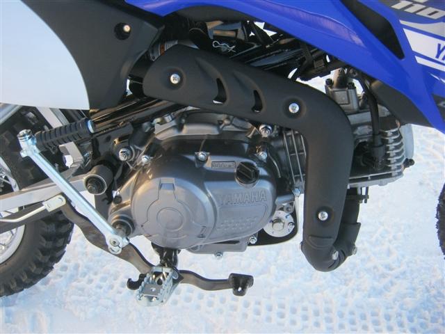 2019 Yamaha TT-R 110E at Brenny's Motorcycle Clinic, Bettendorf, IA 52722