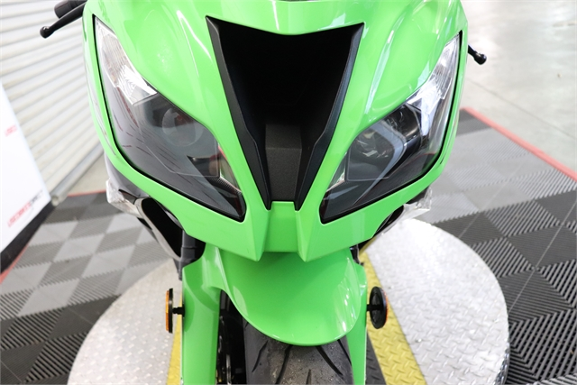 2018 Kawasaki Ninja ZX-6R KRT Edition at Used Bikes Direct