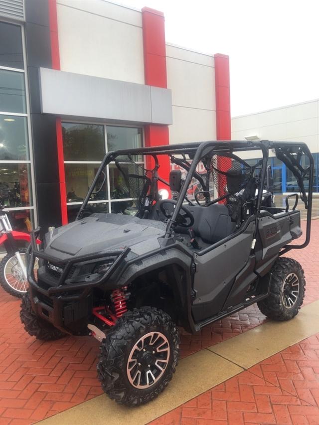2018 HONDA PIONEER 1000 5-SEAT LE LE at Genthe Honda Powersports, Southgate, MI 48195