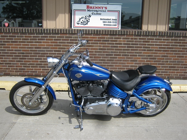 2008 Harley-Davidson FXCWC - Rocker C at Brenny's Motorcycle Clinic, Bettendorf, IA 52722