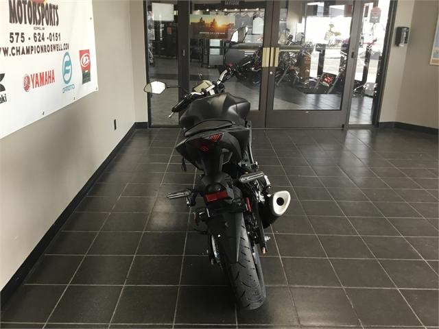 2021 Yamaha MT 03 at Champion Motorsports