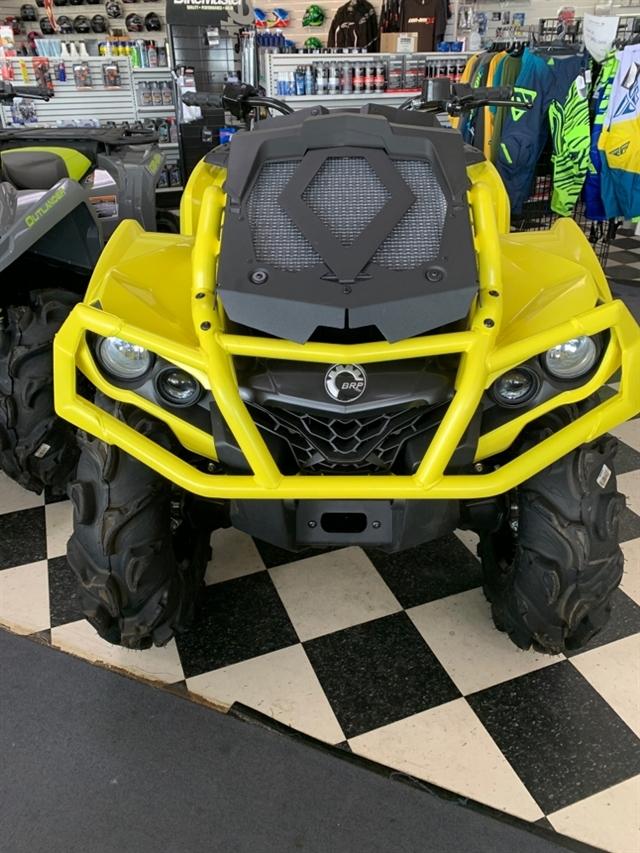 2019 Can-Am Outlander X mr 650 at Jacksonville Powersports, Jacksonville, FL 32225