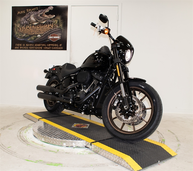 2020 HD FXLRS at Mike Bruno's Northshore Harley-Davidson