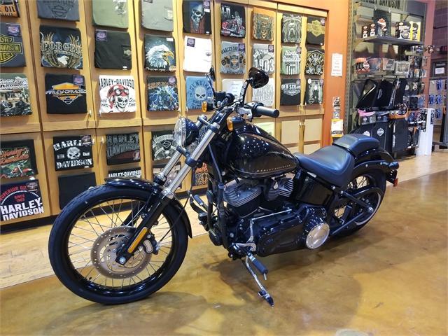 2012 Harley-Davidson Softail Blackline at Legacy Harley-Davidson