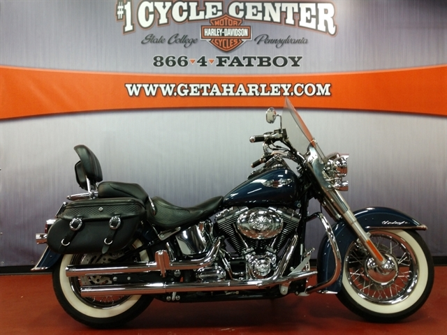 2008 Harley-Davidson Softail Deluxe at #1 Cycle Center Harley-Davidson