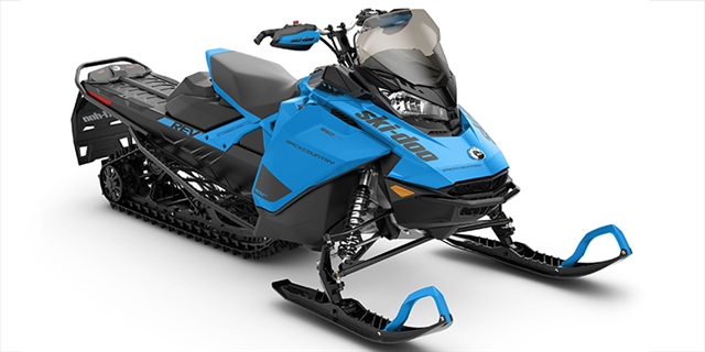 2020 Ski-Doo Backcountry 850 E-TEC at Riderz