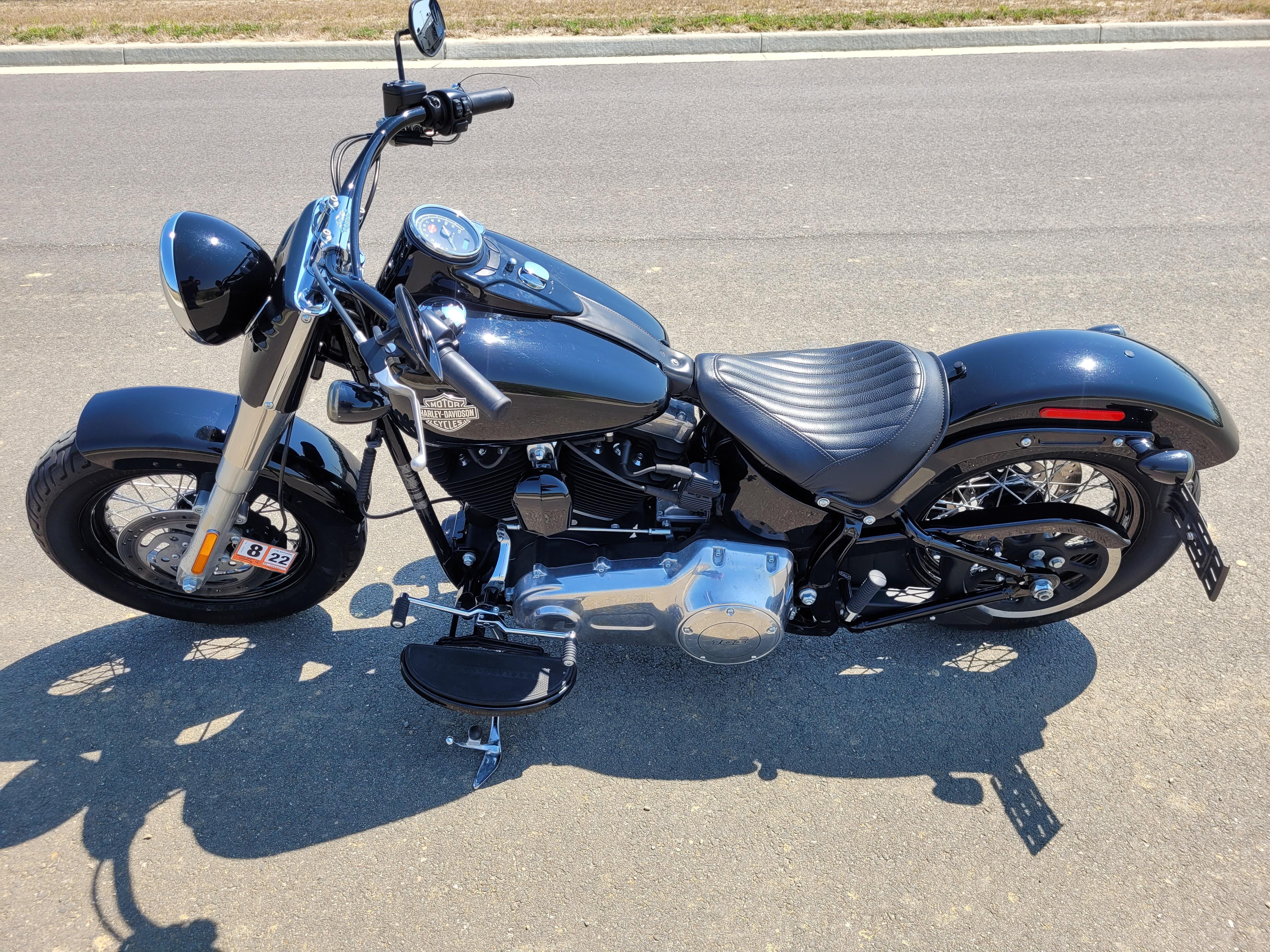 2014 Harley-Davidson Softail Slim at Richmond Harley-Davidson