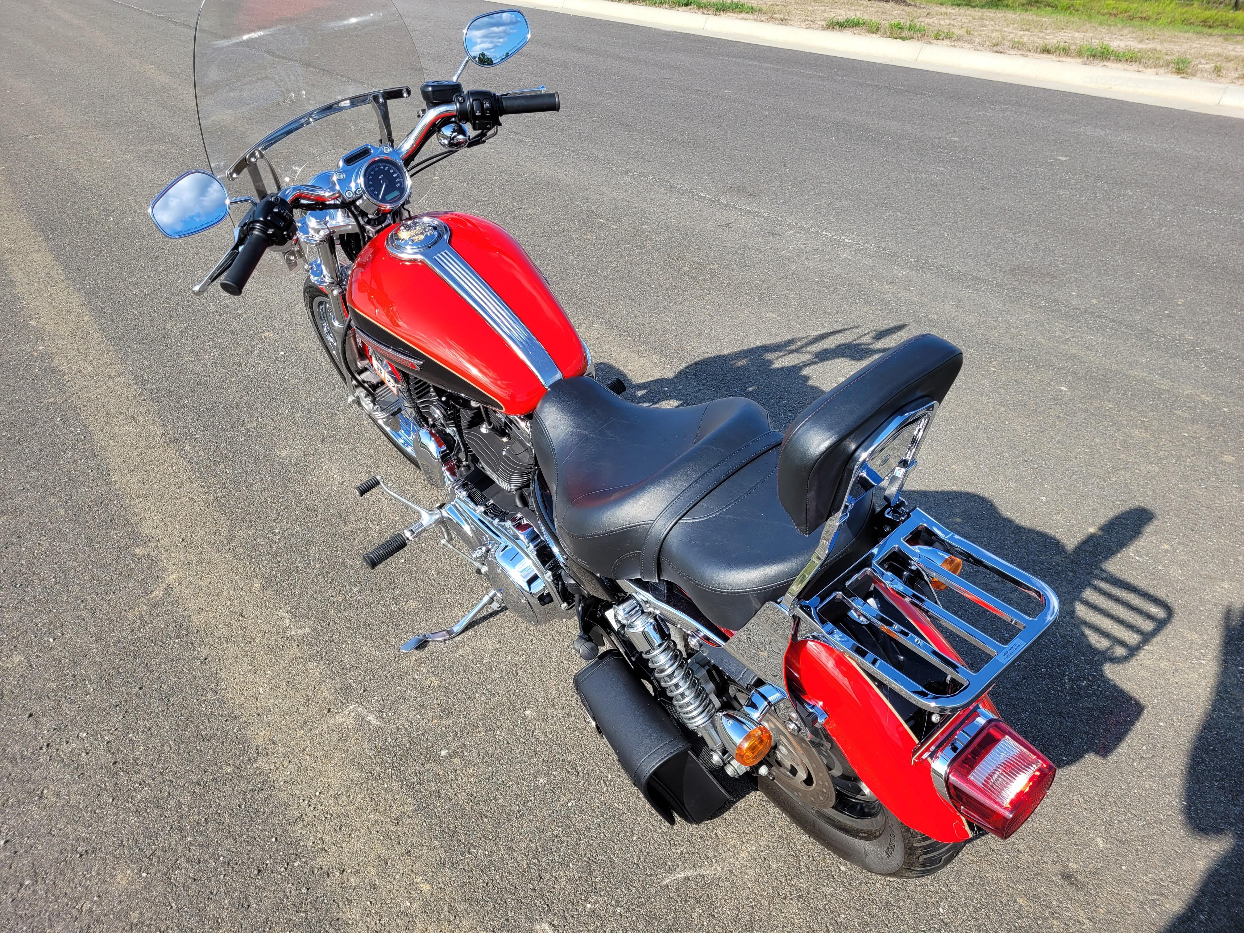 2010 Harley-Davidson Sportster 1200 Custom at Richmond Harley-Davidson