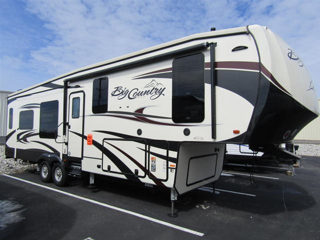 2019 Heartland Big Country BC 3155 RLK at Youngblood Powersports RV Sales and Service