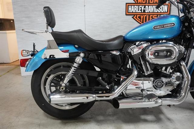2011 Harley-Davidson XL1200L at Suburban Motors Harley-Davidson