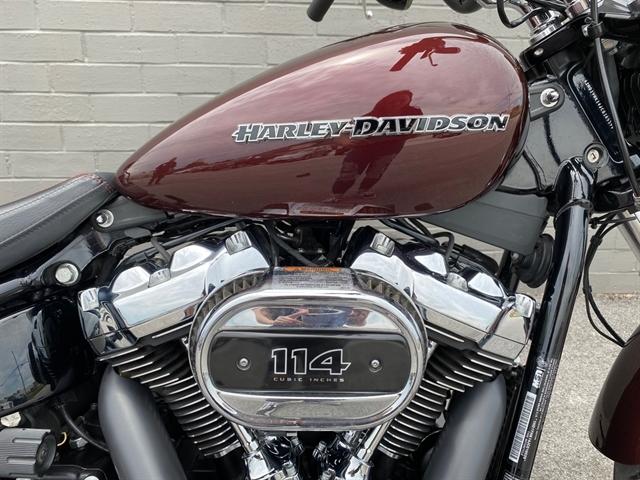2018 Harley-Davidson Softail Breakout 114 at cannonball harley-davidson