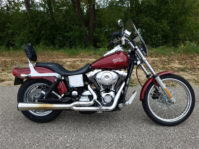 2001 Harley-Davidson Dyna Wide Glide at Harley-Davidson® Shop of Winona, Winona, MN 55987