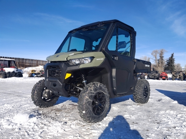 2021 Can-Am Defender DPS CAB HD8 at Power World Sports, Granby, CO 80446
