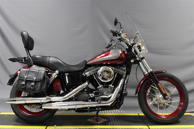 2014 Harley-Davidson Dyna Street Bob at Platte River Harley-Davidson