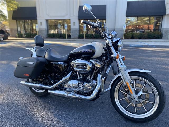 2014 Harley-Davidson Sportster SuperLow 1200T at Southside Harley-Davidson
