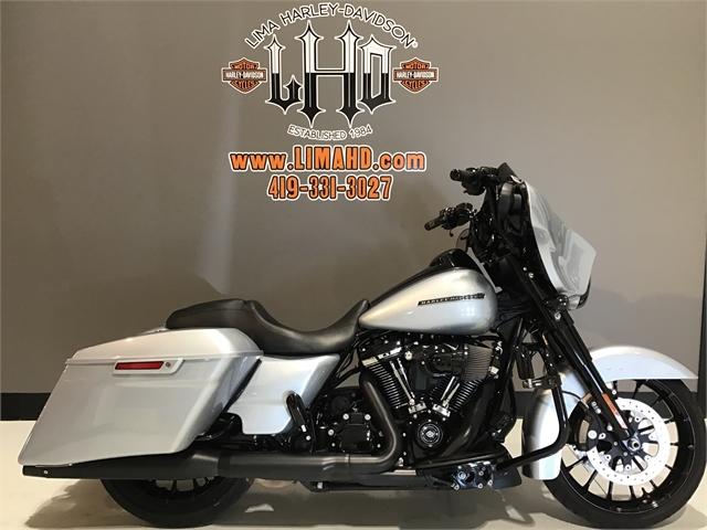 2019 Harley-Davidson Street Glide Special at Lima Harley-Davidson